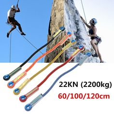 Rock Climbing Fall Grab Safety Work Tree Rope Roof Heights Abseiling Rappelling