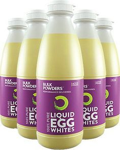 4 Egg Whites http://www.bulkpowders.co.uk/the-core/healthy-beans-on-toast-recipe/