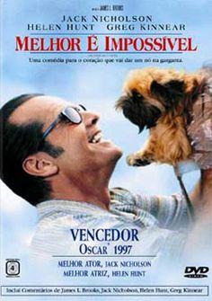melhor è impossivel, 1997. jack nicholson, greg kinnear e helen hunt. #cinema