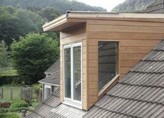 Conversion Solar Loft Balcony Flat Roof Dormer Pitched Roof Dormer Desvan Pinterest Solar