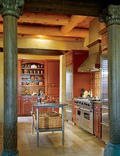 Southwest Kitchen On Pinterest Mexican Style Kitchens