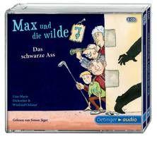 Max und die Wilde Sieben. Das schwarze Ass (3 CD). Ab 8 Jahren.