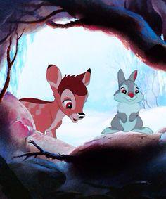 Bambi<3333 one of my favorite movie!!