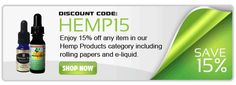 #EZVapes #Summer #Sale - Take 15% off all #hemp products including #CBD #vape #ejuice with #coupon code HEMP15 - http://ezvaporizers.com/hemp-products/cat_217.html