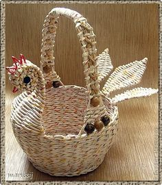 Поделка изделие Лепка Плетение Малахитовая шкатулка Трубочки бумажные Фарфор холодный фото 7