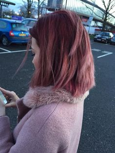 Asami's new hair colour is giving me so much life