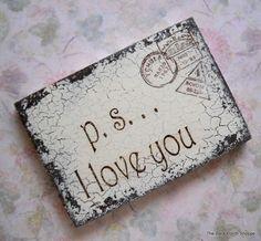 p.d.+te+amo+o+te+quiero+más+favores+de+la+por+thebackporchshoppe,+$8.95