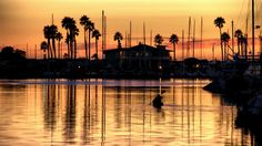 Ventura Harbor, CA a favorite place to just hang.