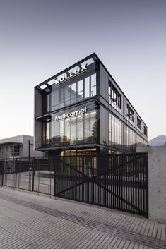 Gallery of Multicarpet Rollux Showroom / +arquitectos - 7