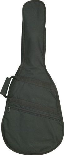 Musician's Gear Classical Guitar Gig bag by Musician's Gear. $14.39. The Musicians Gear classical guitar gig bag is a custom-shaped, lightweight soft case that is perfect for most standard classical guitars. The soft gig bag case design combines the protection of a thick padded interior with the portability of a canvas gig bag. Manufactured from a rugged 600-D material, the guitar case interior is lined with sponge-like foam material to provide substantial protection fo...