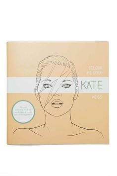 Colour Me Good Kate Moss Book