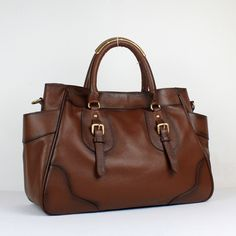 Prada Handbags | Home > Prada Tote Handbags Sale > Prada Chocolate Brown Handbag ...