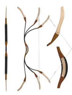 KASSAI - BEAR Hungarian bow, Hunarchery The Recurve Bow Store