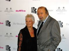 Dame Judi Dench Sir PeterHall South Bank Sky Arts Awards 2011 Judi Dench, Arts Award, Sky Art, Creative Art, Awards, Gallery, Fictional Characters, Roof Rack, Fantasy Characters