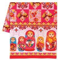 Matryoshka (Nesting Doll) Kitchen Towel