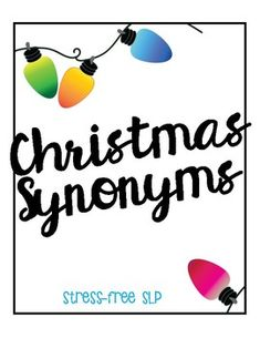 150 Best SP/L Christmas images in 2018 | Language activities