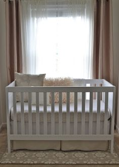 Simple crib - Baby Mod Modena 3-in-1 - $199 @ Walmart
