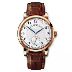 Часы наручные A.Lange and Sohne New Richard Lange 1815 RG 233.032 - швейцарские часы золотые