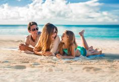 There's nothing like time spent together in paradise. | Beaches Resorts | Turks & Caicos #BeachesMoms