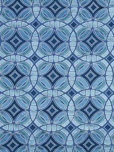 Beacon Hill Fabric - PERSPECTIVE - Island Blue - $137.50 Per Yard #interiordesign #homedecor #decorating #DIY
