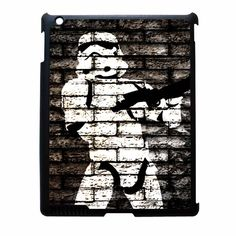 Star Wars Stormtrooper Pop Art Three iPad 3 Case