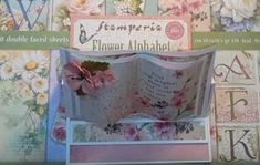 Open Book Easel Card tutorial by JS Hobbies and Crafts. Fun and FREE card making tutorials brought to you by expert crafter Mel B. Diy Crafts For Gifts, Hobbies And Crafts, Paper Crafts, Card Crafts, Card Book, Up Book, Card Making Tutorials, Making Ideas, Video Tutorials