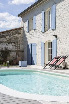 Piscine Waterair© Piscines Waterair