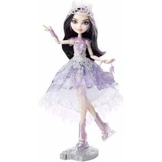 Duchess Swan Fairest on Ice Ever After High Doll, 2015 ($37 at Walmart.com, not yet in stock)