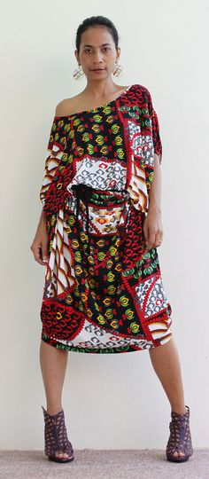 african inspired gowns | Boho Maxi Dress - African Inspired Dress Loose fit : Chic & Casual ...