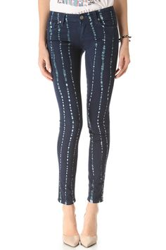 want these badly | Verdugo Ultra Skinny Jeans by Paige Denim