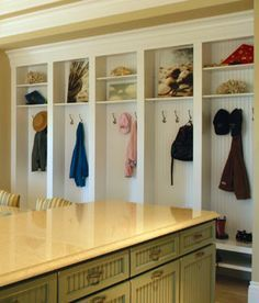 storage between studs - Google Search