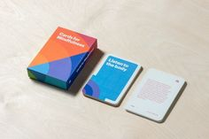 79 Creativity Card Decks Cards are fast becoming the leading design pattern of the web, but the flexibility of cards will also change the analogue workspace. #work #academic #observe