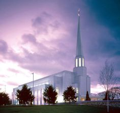 The beautiful Preston England Temple. LDS. Mormon.