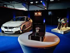 Limited BMW M4 Magny-Cours Edition Comes With A Matching Superbike And Wristwatch