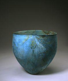 Merete Larsen, wood bowl