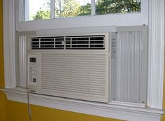 Installing a Window Air-Conditioner