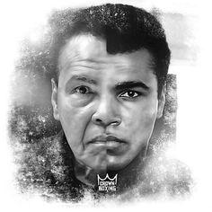 Beautiful :) Muhammad Ali