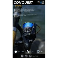 Pelagic Tribe Conquest 5000 PT