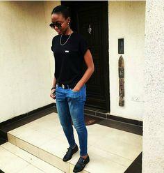 Vibes. Afro life Andro living.  @rocandreligion ------ #AfroAndro / #Afrocentric / #Androgynous / #Style / #AndrogynousStyle / #StylishWomen / #StylishMen / #ThisAndrogynousLife / #WhatIWore /#AndrogynousFashion / #ProudlyAndrogynous / #Slay / #Dapper / #StyleDiary / #StyleInspired / #OurAndrogynousLife / #Stylish / #StyleBlog