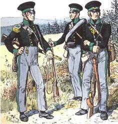 ⚔ 29. April 1813 – Abteilungen der King's German Legion (KGL) landen in Hamburg, um die Organisation der hannoverschen Armee zu unterstützen. ➹