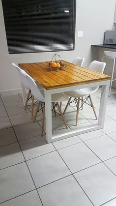Mokoena's DIY Coffee Table