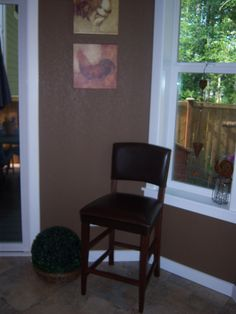 Kitchen nook  http://littlebrags.blogspot.com