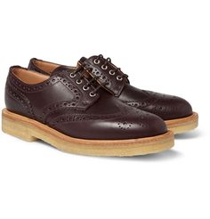 Mark McNairy Rubber-Sole Leather Brogues | MR PORTER