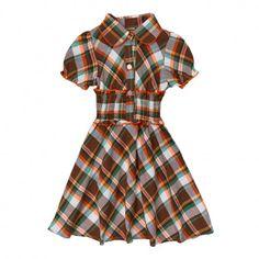 Dorie Vintage Dress
