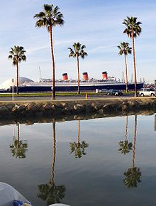 Long Beach, CA - The Queen Mary is one of the city's most recognizable landmarks - The Shannon Jones Team