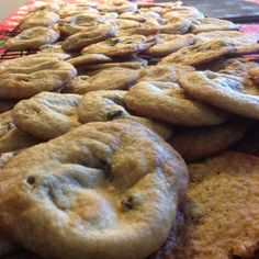 Gluten Free Chocolate Chip Cookies | Small Town Living in Nevada