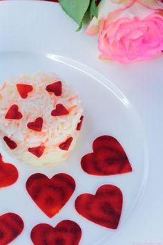 Say love with a beet #biet #bietjes #hartjes
