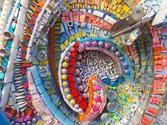 GIULIO MENOSSI-Mosaic-Art