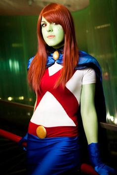 Cool Cosplay: Miss Martian, Magneto, And More!
