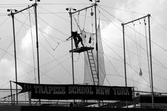 Arundel Eccentrics: New York trapeze school